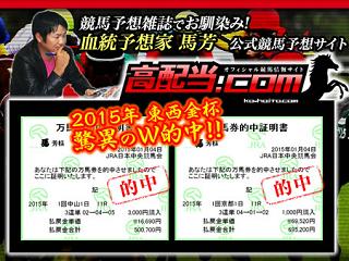 高配当.comの画像